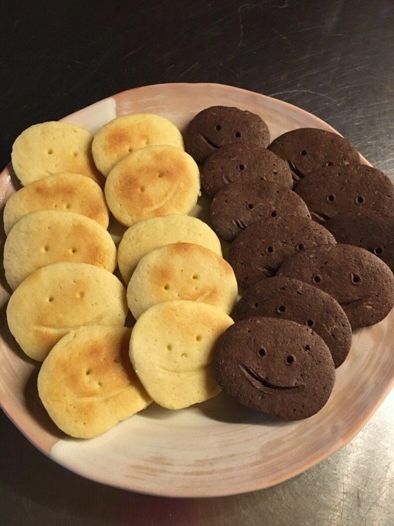 焼くクッキー2